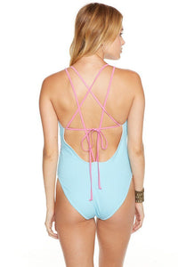 Reflected Camels Swimsuit by Chaser