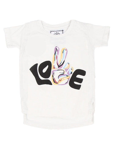 Love Peace Tee by Cleobella