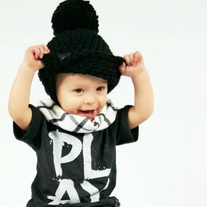 PLAY - Tri-Blend American Apparel Tee by iiixkids