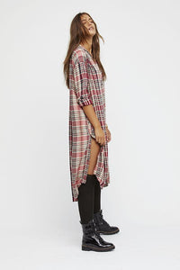 Loralei Plaid Buttondown by Free People