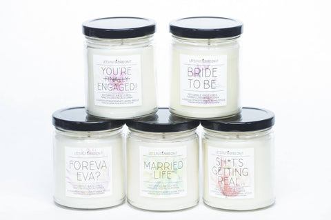 Foreva Eva? Jar Candle, Let's Put A Bird On It - Bohemian Mama
