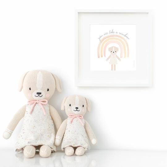 Load image into Gallery viewer, Cuddle + Kind Mia the Dog - Little | Kids Toys