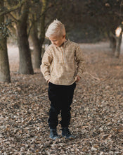 Load image into Gallery viewer, Rylee & Cru Gingham Mason Shirt