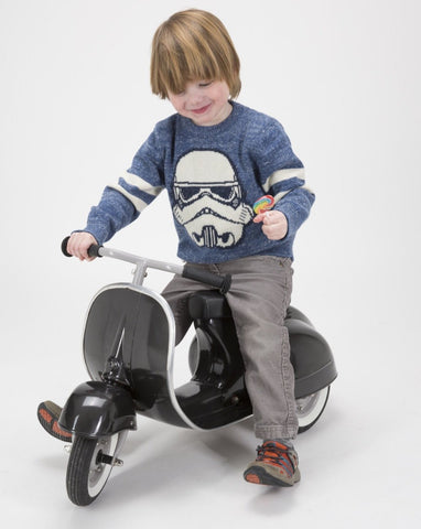 PRIMO Ride On Kids Toy Special (Black)
