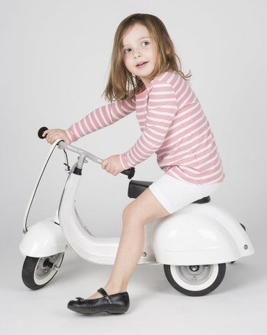 PRIMO Ride On Kids Toy Special (White)
