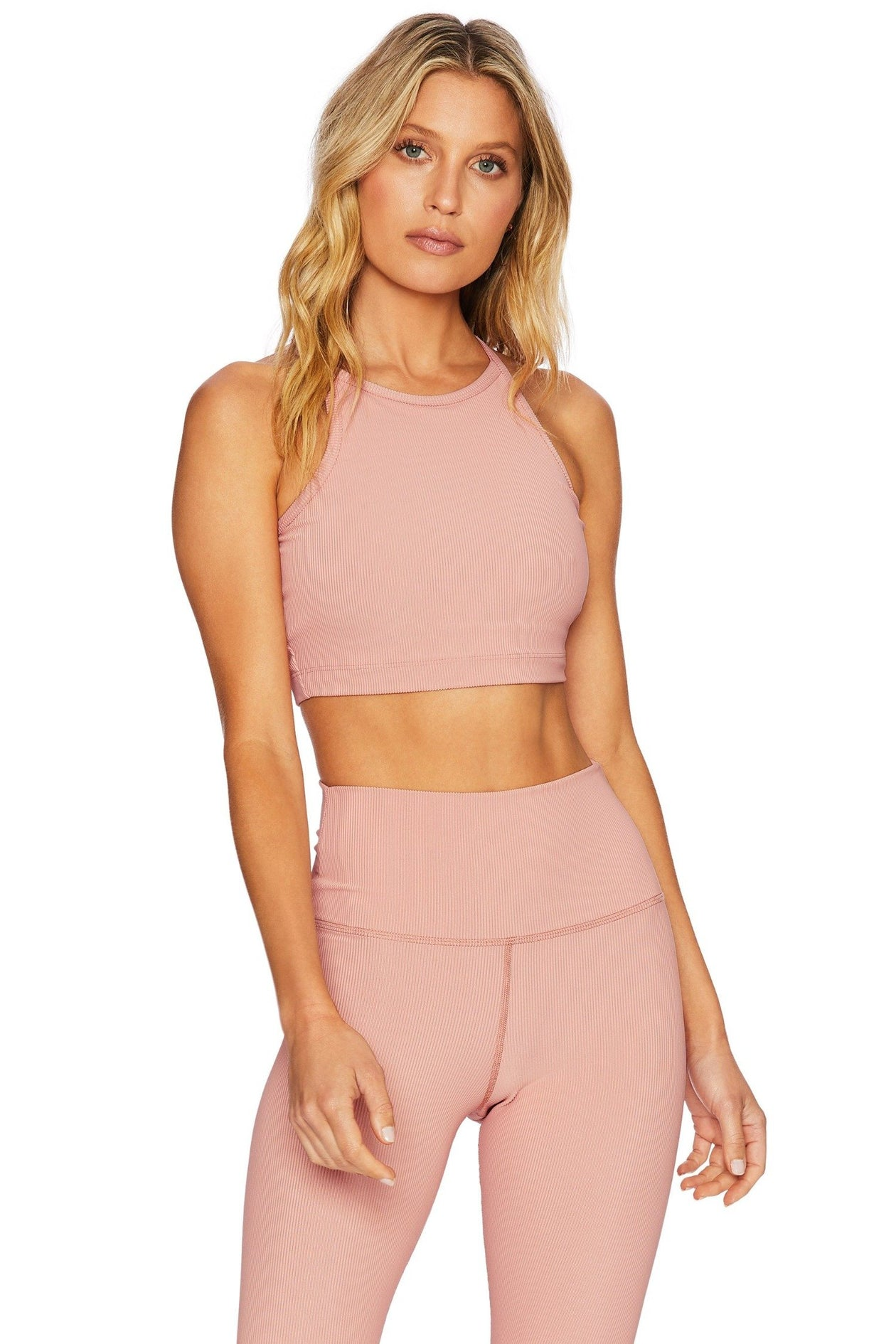 Anna Tank - Pink | Beach Riot - Fall 2020 - Women's Activewear
