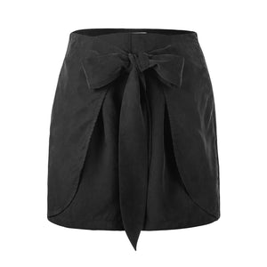Sancia Anneli Shorts in Onyx Black | Womens Shorts