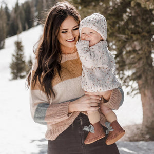 Stripe Aspen Sweater Rylee and Cru Fall Snowbird AW'19