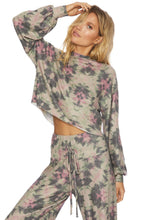 Load image into Gallery viewer, Ava Sweater - Four Leaf Clover | Beach Riot - Women's Sweater - Fall 2020
