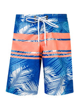 Load image into Gallery viewer, Tropical Neon Stripe True Boardie by Snapper Rock