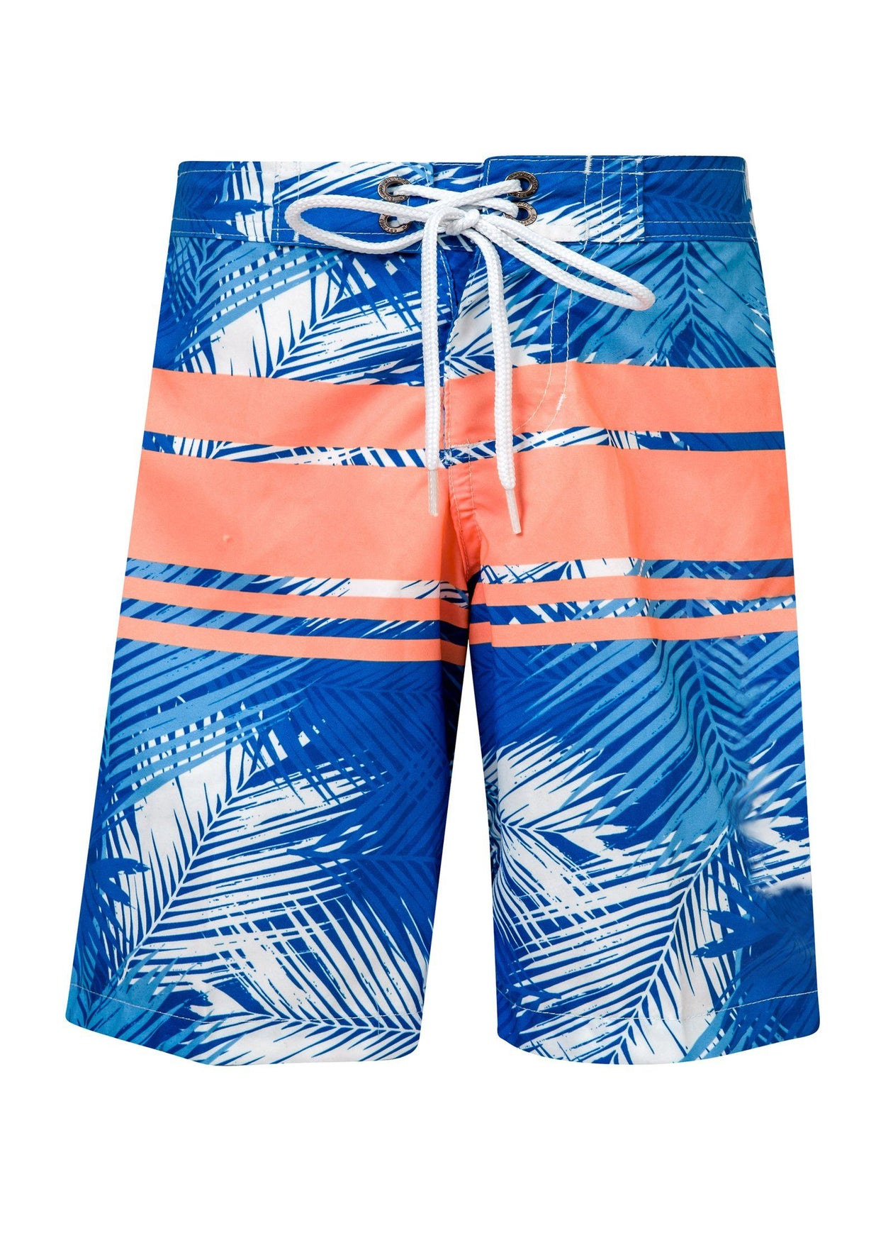 Tropical Neon Stripe True Boardie by Snapper Rock