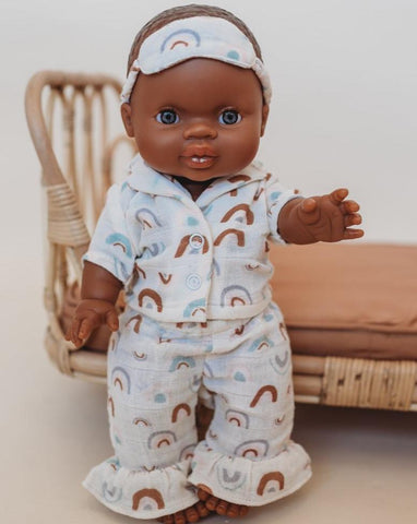 Dollie Over The Rainbow Sleep Bundle