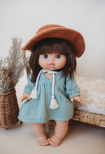 Load image into Gallery viewer, Dollie Floppy Hat - Coastal | Bohemian Mama Littles - Dollie Clothing
