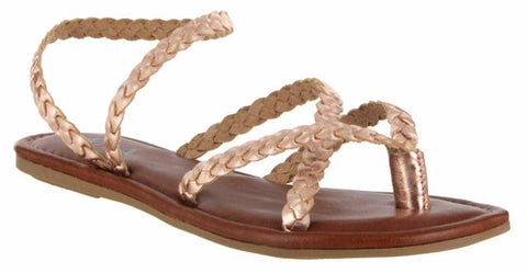 Mia Braid Strappy Sandals