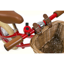 Load image into Gallery viewer, Banwood First Go! Balance Bike, Red