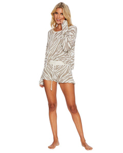 Balboa Short - Moonlight Zebra | Beach Riot - Women's Sweater - Fall 2020