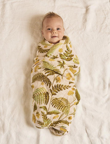 Rainforest Swaddle