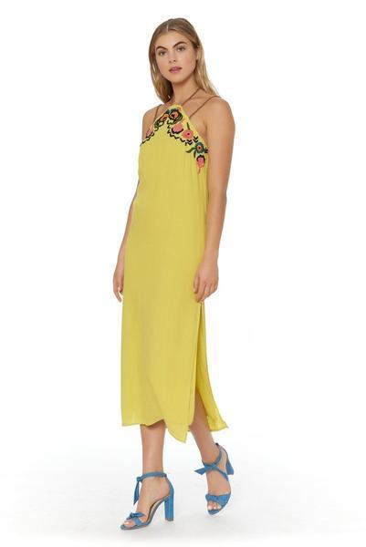 Bay Maxi Dress, Red Carter - Bohemian Mama