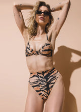 Load image into Gallery viewer, Beach Riot Tiger Bikini