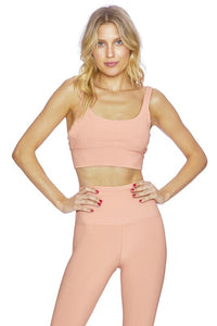 Beach Riot Leah Top Pink