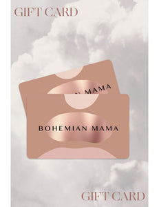 BoMa Gift Card - Rose Gold