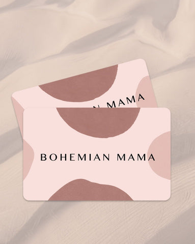 BoMa Gift Card - Abstract Circles