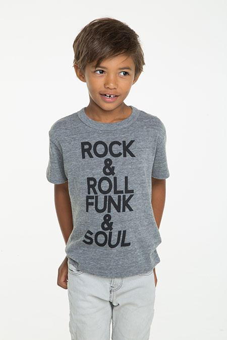 Rock & Soul Tee by Chaser Kids