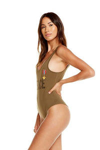 Love Badges Body Suit by Chaser