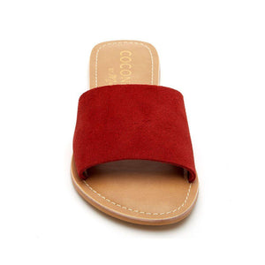Cabana in Red by Matisse | Spring Footwear