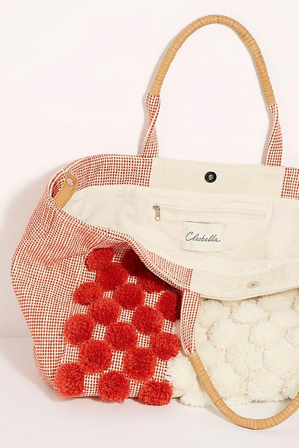 Load image into Gallery viewer, Capri tote by Cleobella is the best weekender bag for women