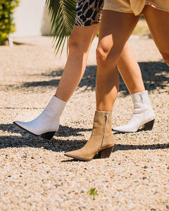 Caty Boot in White by Matisse | Boots