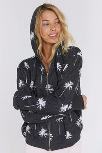 Choose Riley Zip Hoodie by Spiritual Gangster | Womens Activewear