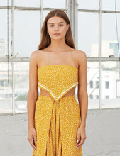 Load image into Gallery viewer, Cleobella Cora Top Marigold | Women's Bandeau Tops