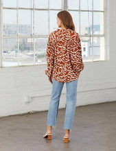 Load image into Gallery viewer, Cleobella Cove Blouse Ginger | Women's Boho Tops