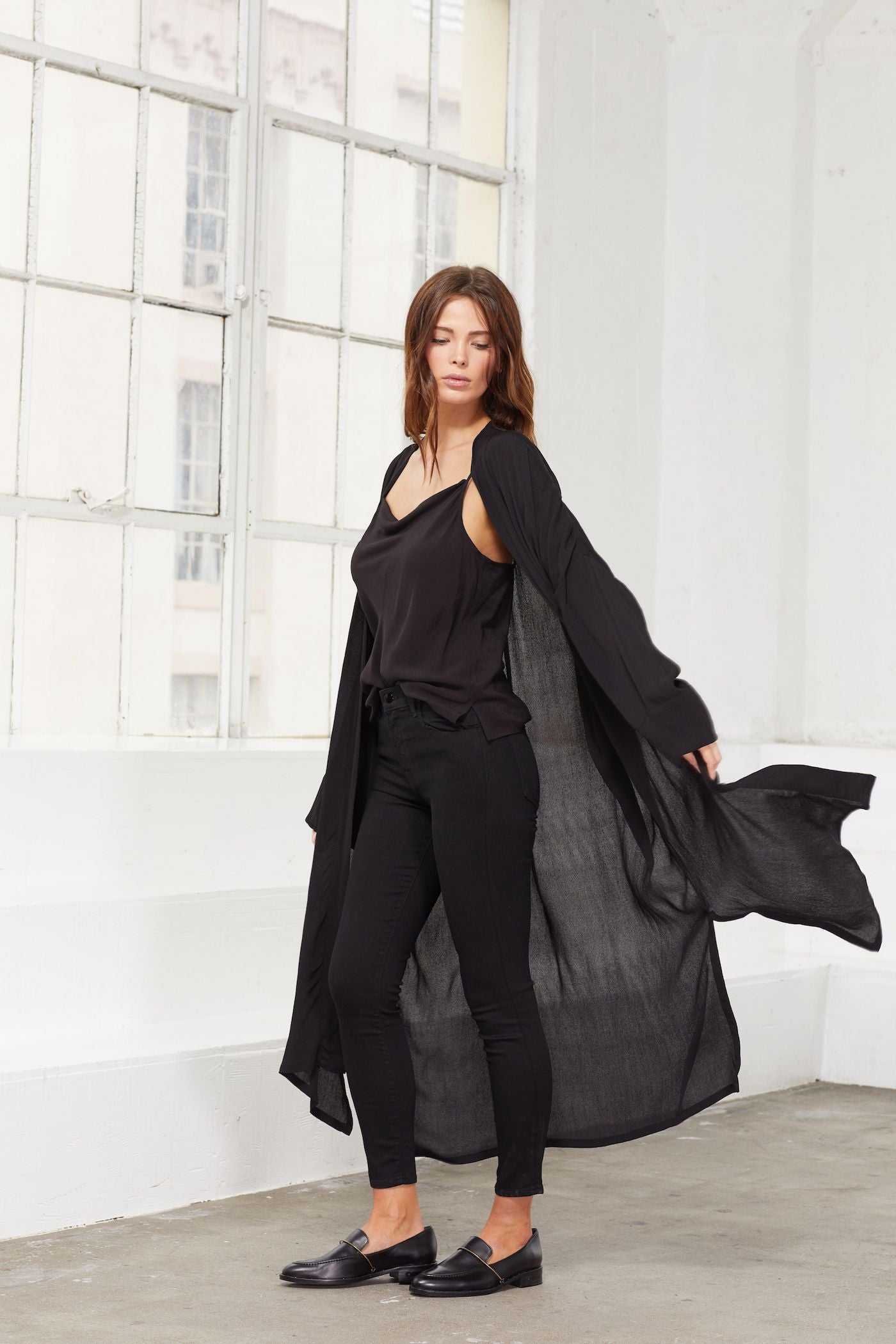 Load image into Gallery viewer, Cleobella Lacy Duster Kimonos