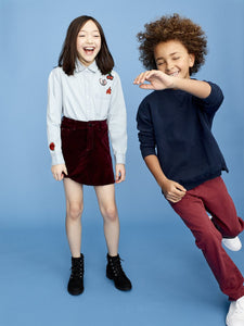 DL1961 Olivia Shirt | Button Down Shirts for Girls