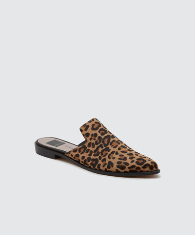 Holli Leopard Calf Hair