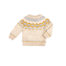 Load image into Gallery viewer, Wild Wawa Sebastian Sweater - Oatmeal Vintage