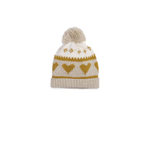 Load image into Gallery viewer, Wild Wawa Love Beanie - Oatmeal Mustard