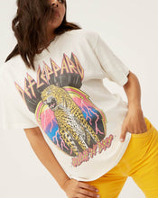 Load image into Gallery viewer, Def Leppard High 'N' Dry Weekend Tee - Vintage White | Daydreamer LA - Women's Clothing