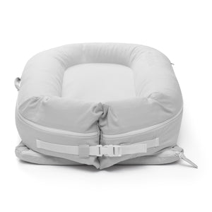 Deluxe+ Cover - Cloud Grey | DockATot Baby Accessories Lounger Cover