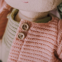 Load image into Gallery viewer, Dinkum Doll Cardigan Rose