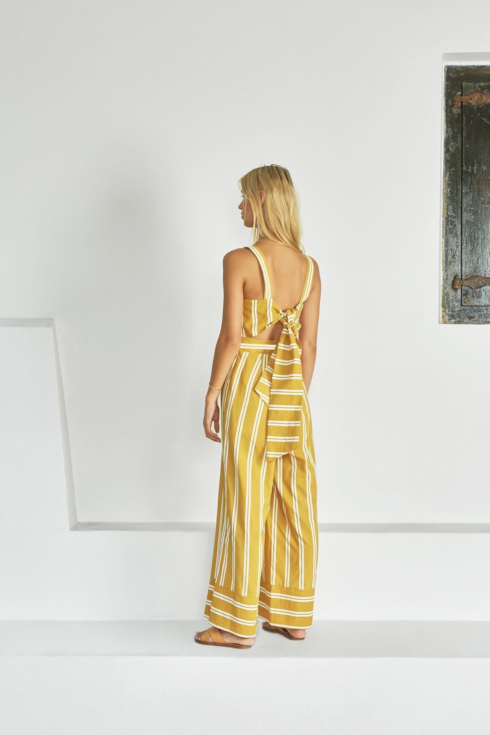 Load image into Gallery viewer, Dominique Jumpsuit from Sancia - Bohemian Mama
