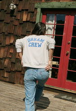 Load image into Gallery viewer, DayDreamer Dream Crew Varsity Crew Sweatshirt