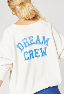 DayDreamer Dream Crew Varsity Crew Sweatshirt | Sweatshirts for Women