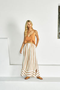 Emele Pant in Maryel Stripe from Sancia