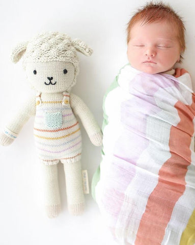 Cuddle + Kind Avery the Lamb Regular