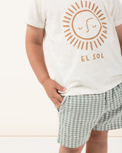 Load image into Gallery viewer, Rylee + Cru El Sol Basic Tee