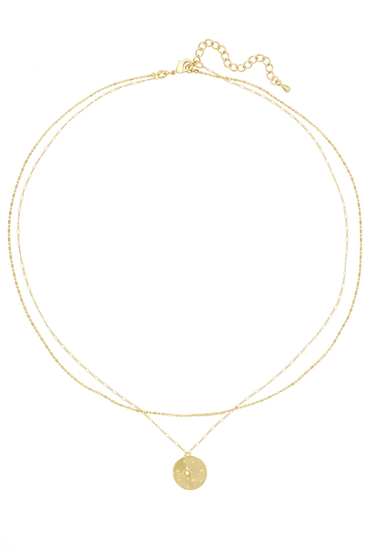 Erin Necklace by Five and Two