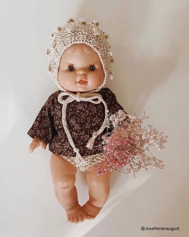 (PREORDER) MiniKane Little European Baby Girl Doll